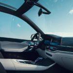 2018 bmw concept x7 iperformance interior
