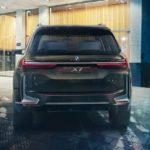 2018 bmw x7 concept rear