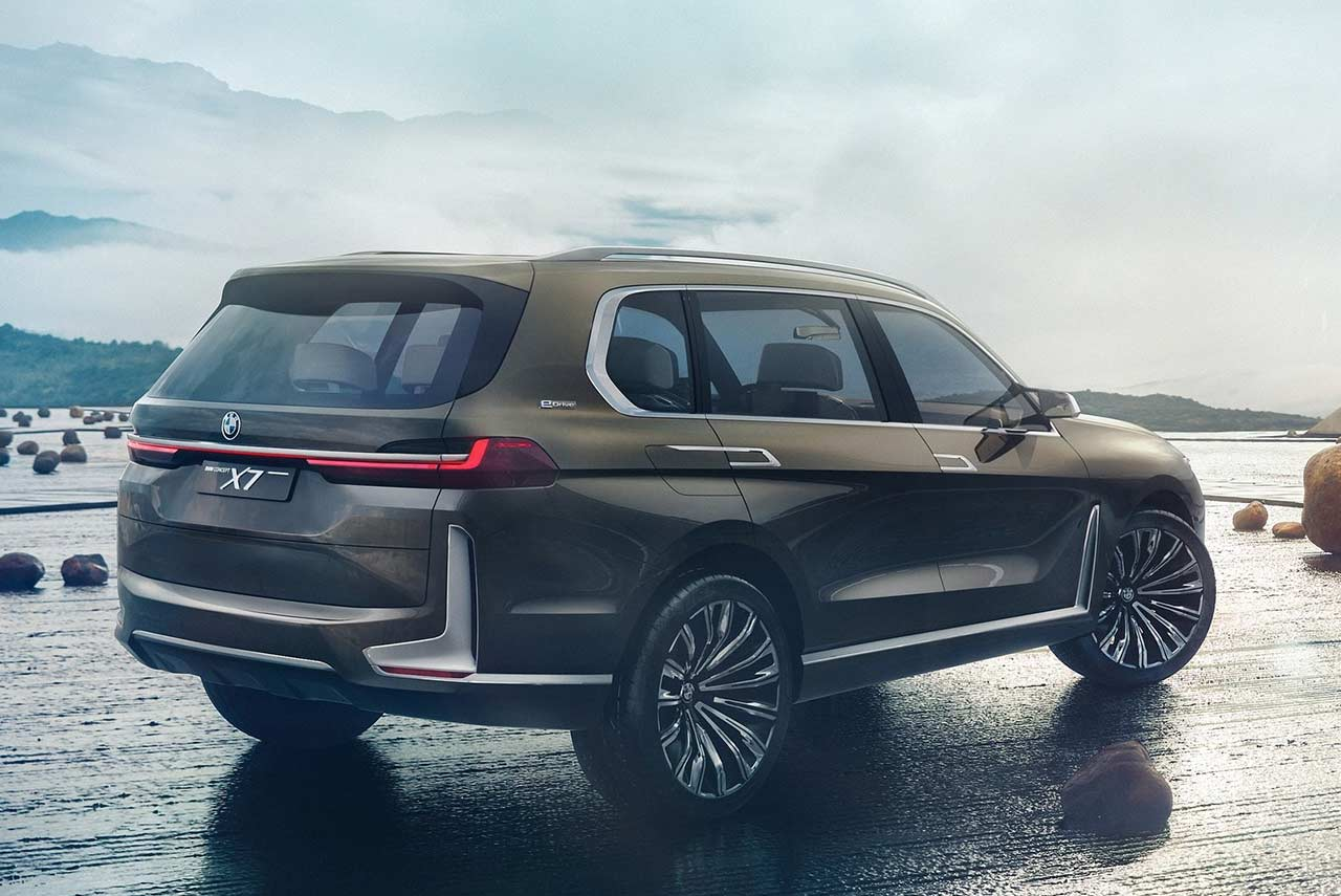 Bmw Concept X7 Iperformance Revealed Autobics