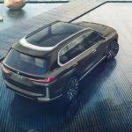 2018 bmw x7 concept rear top