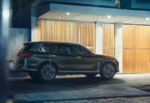 2018 bmw x7 concept right side