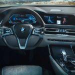 2018 bmw x7 concept steering