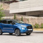 2018 ford ecosport st-line front right