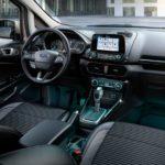 2018 ford ecosport st-line interior