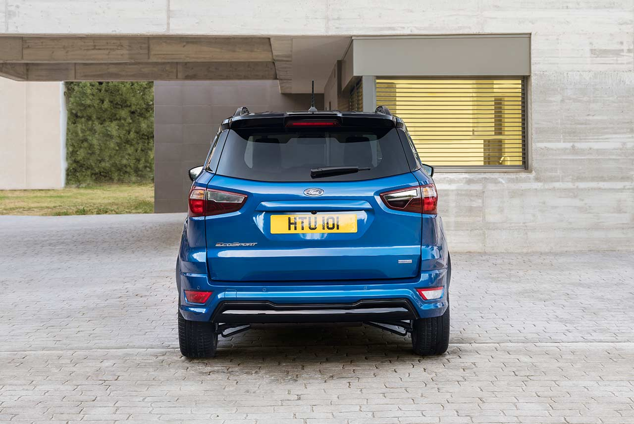new ford ecosport revealed in europe autobics. Black Bedroom Furniture Sets. Home Design Ideas