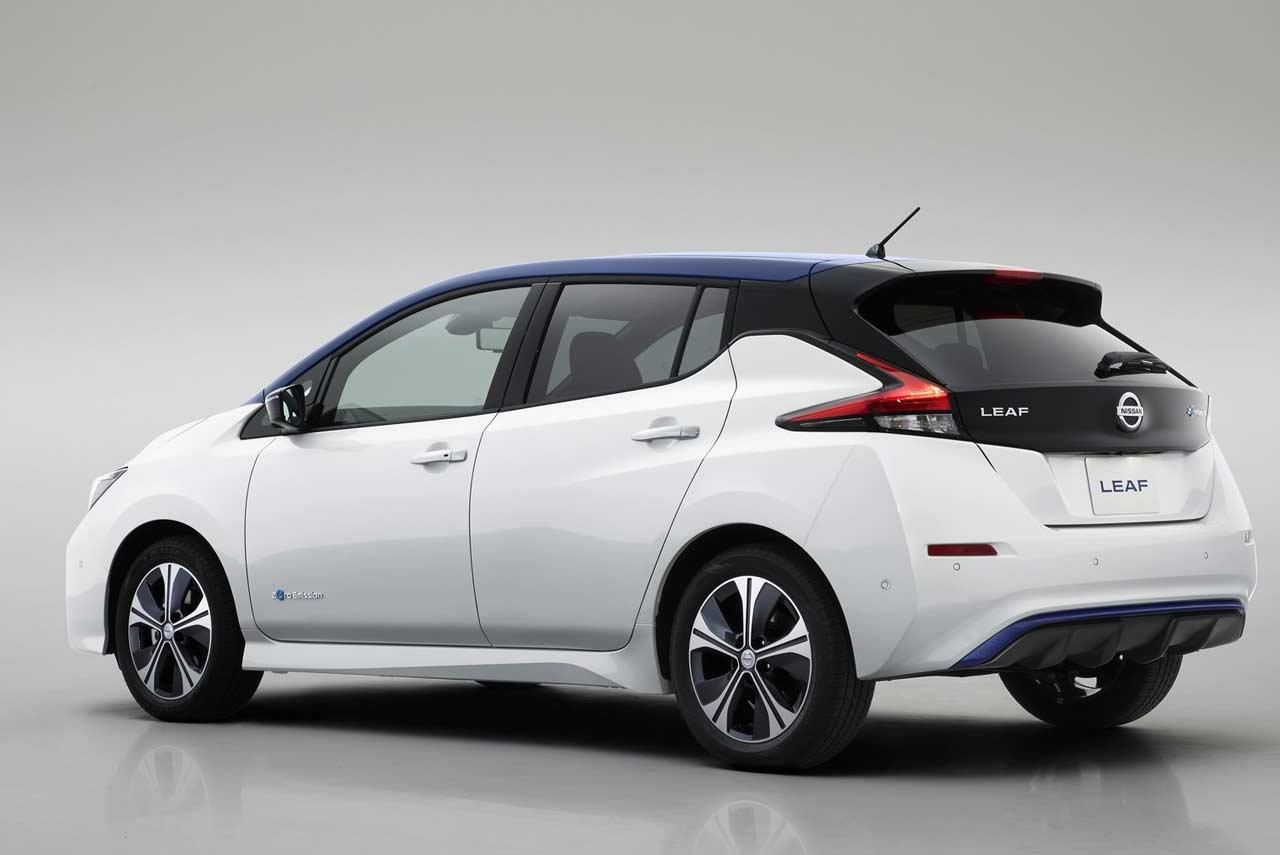 The all-new zero-emission 2018 Nissan LEAF revealed - AUTOBICS