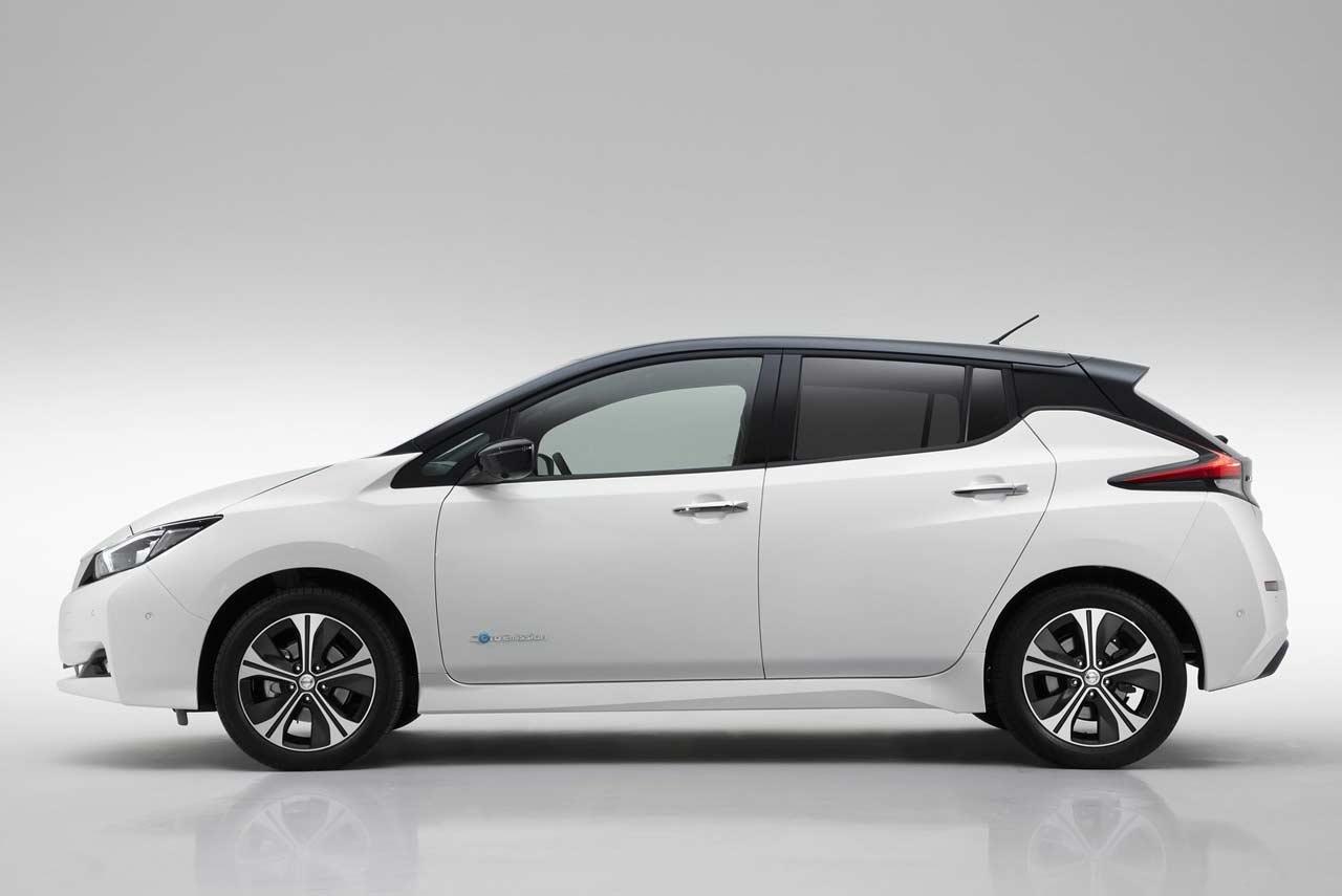 The All New Zero Emission 2018 Nissan Leaf Revealed Autobics