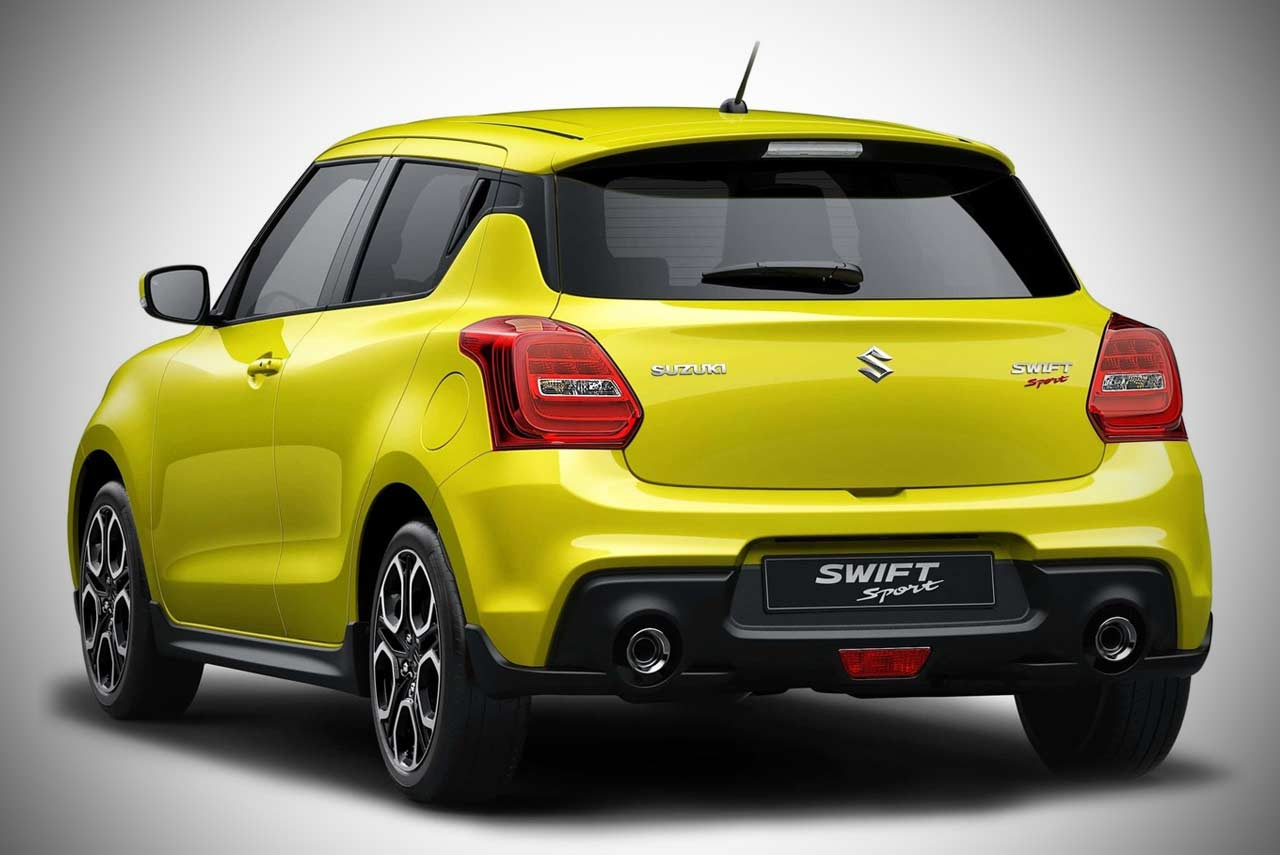 Suzuki >> 2018 Suzuki Swift Sport makes its debut at the IAA 2017 - AUTOBICS