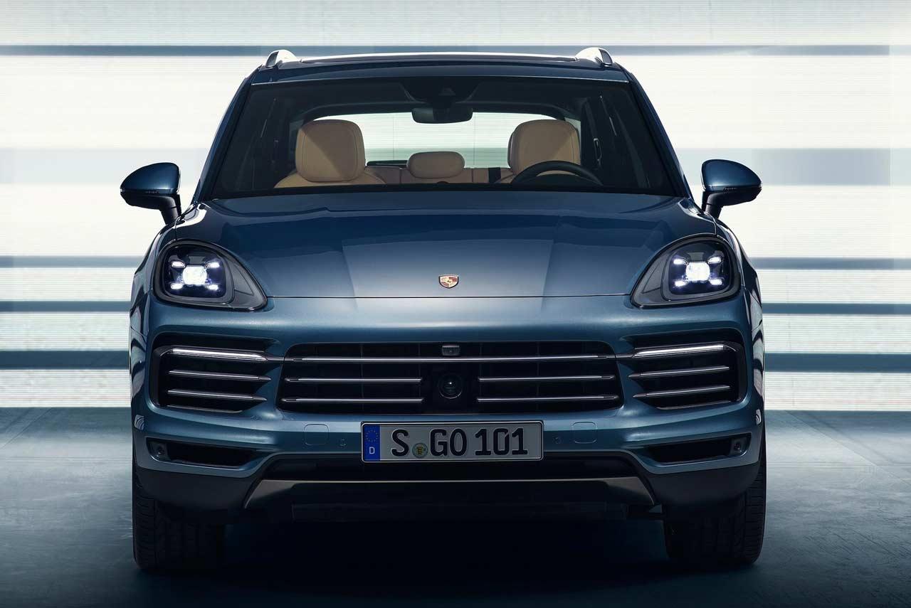 All New 2019 Porsche Cayenne Unveiled Autobics