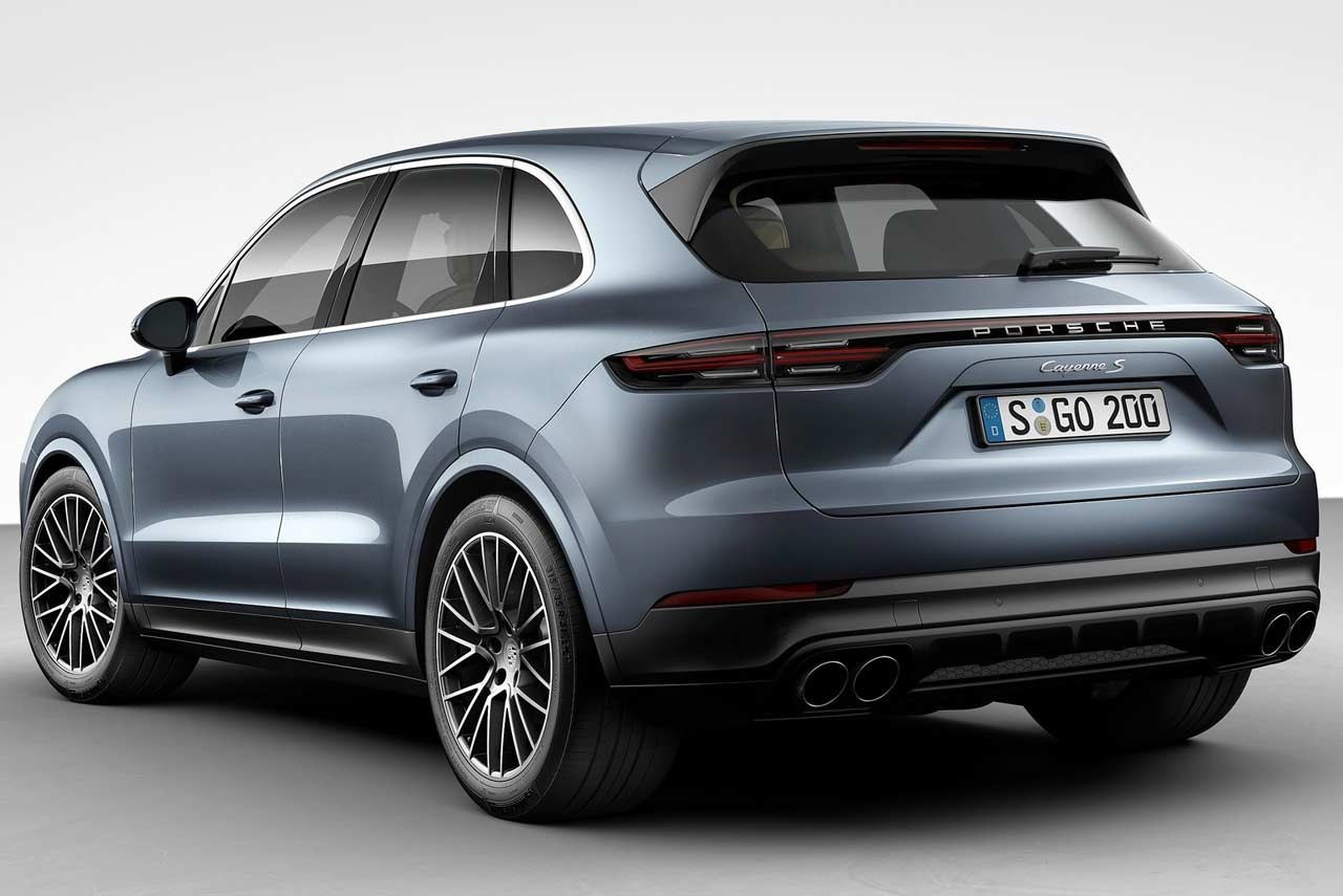 All New 2019 Porsche Cayenne Unveiled Autobics