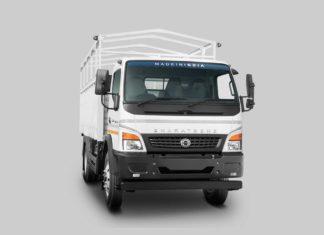 bharatbenz truck md 1214re