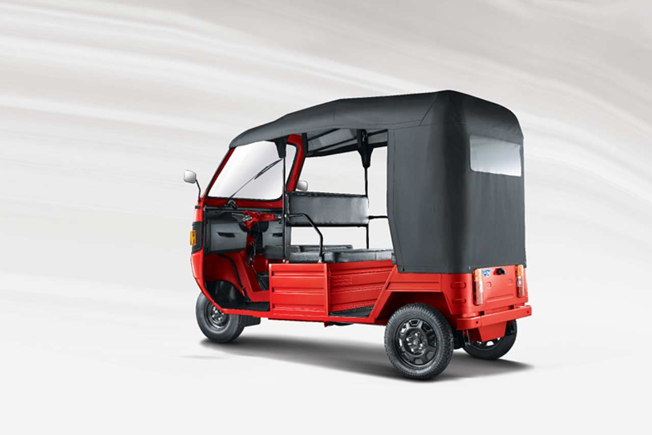 Mahindra E Alfa Mini Electric Rickshaw Launched In India