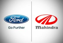 mahindra ford join hands