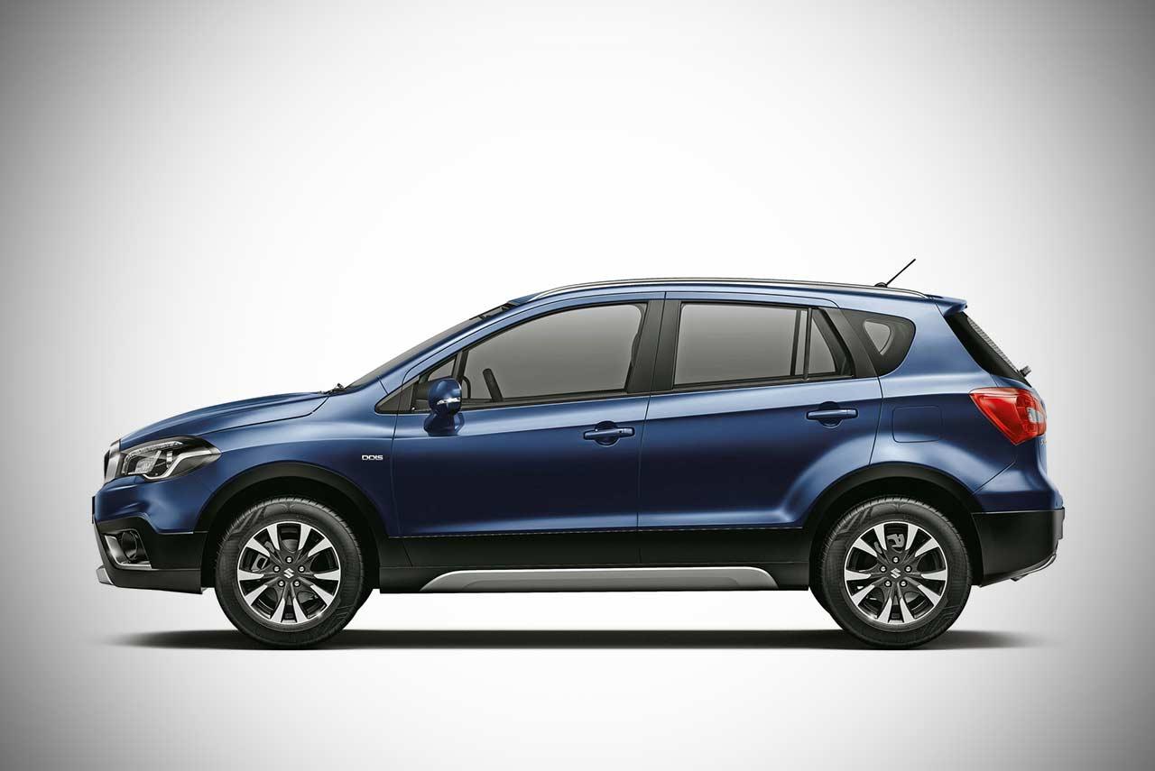 New Maruti Suzuki S Cross Facelift Revealed For India