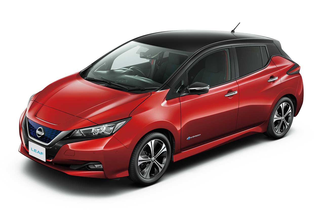 Nissan Leaf Battery >> The all-new zero-emission 2018 Nissan LEAF revealed - AUTOBICS