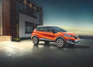renault captur india orange pr