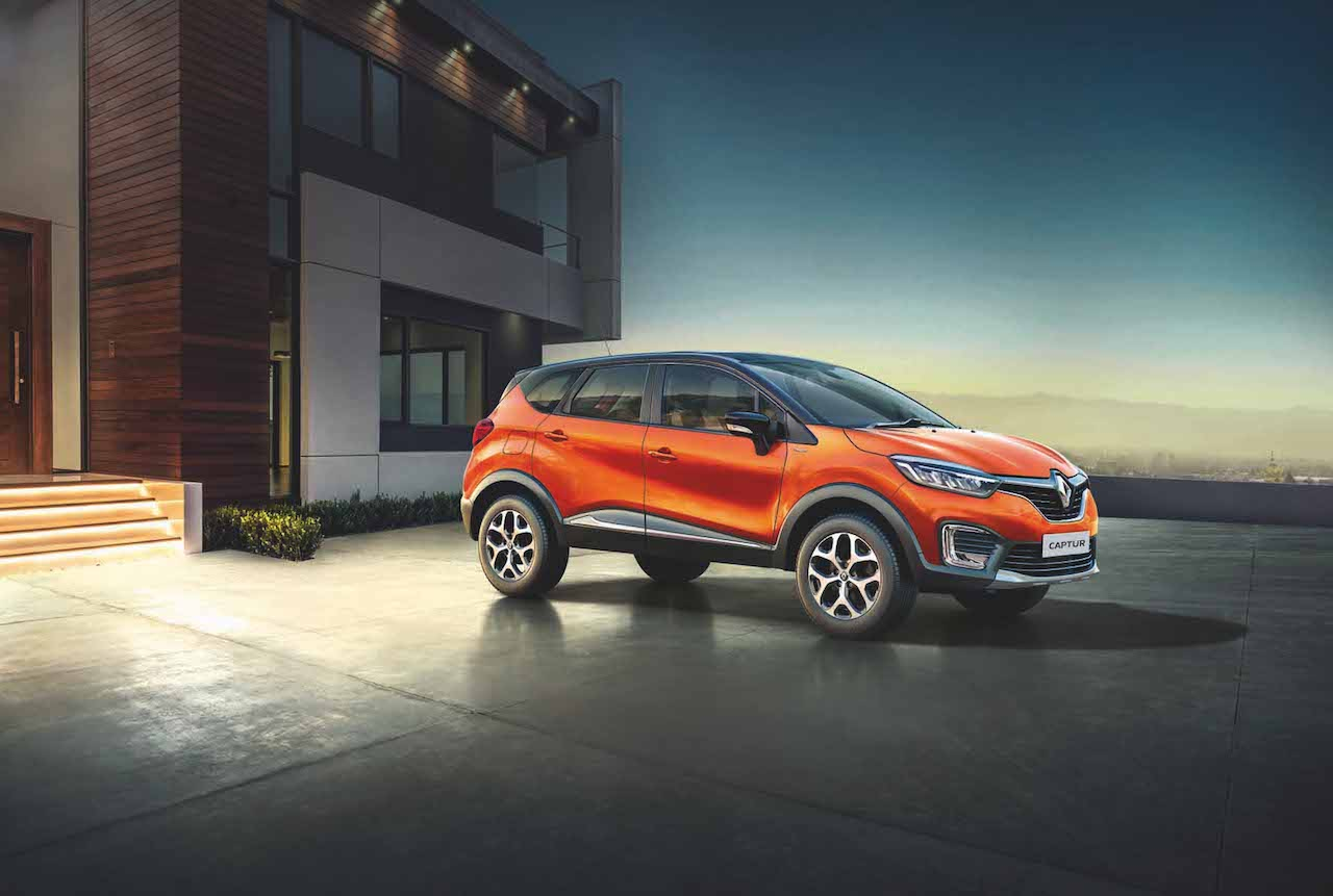 Renault Captur unveiled for India; Pre-bookings open ...