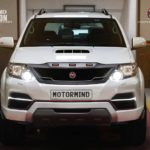toyota fortuner grand edition motormind front