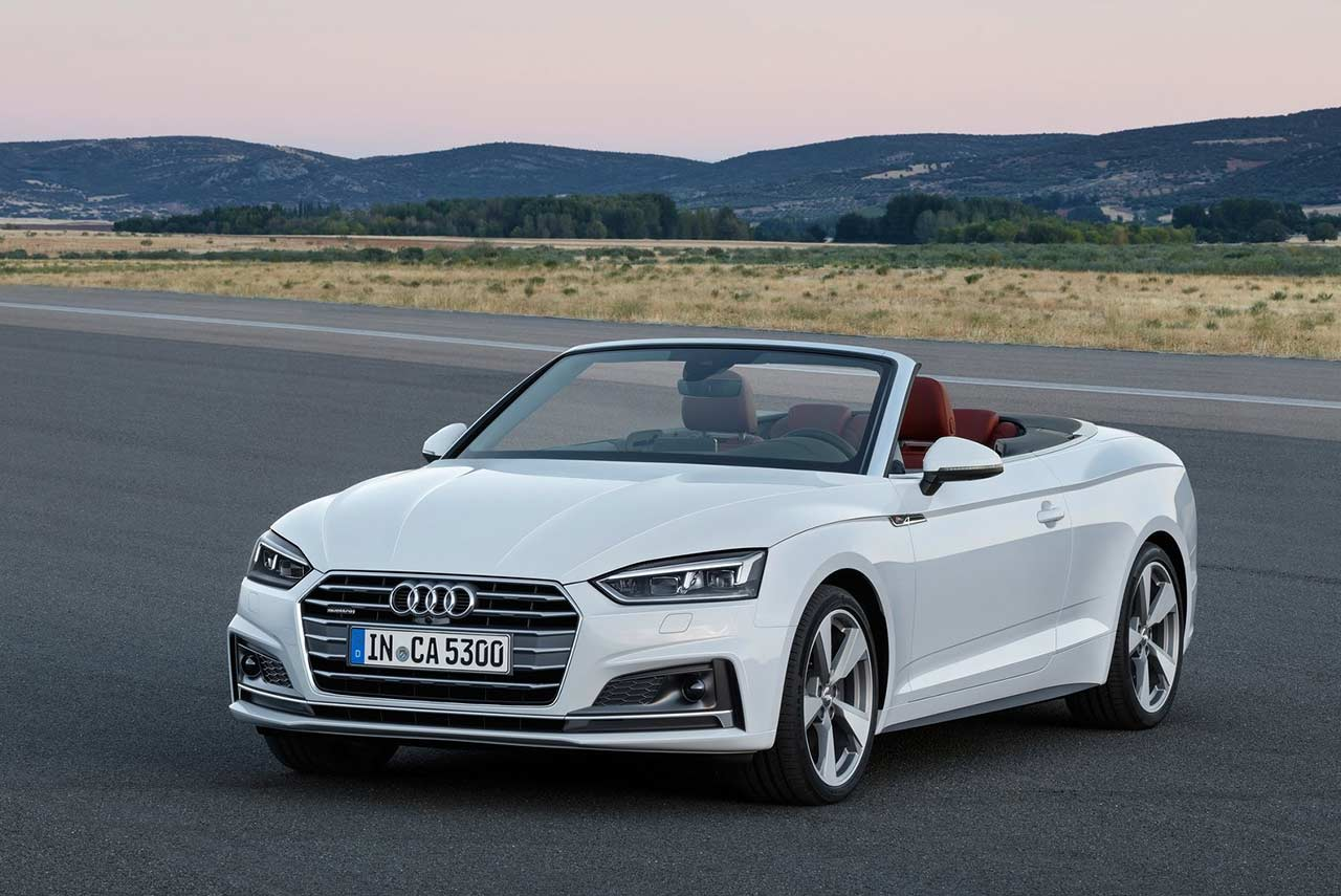 2017 audi a5 sportback 2017 audi a5 cabriolet and 2017 audi s5 sportback launched in india. Black Bedroom Furniture Sets. Home Design Ideas