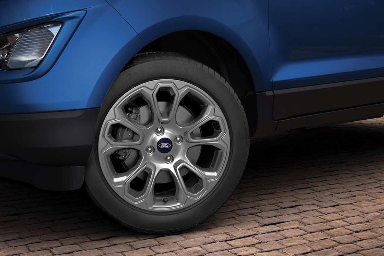 2017 Ford Ecosport Alloy Wheels Autobics