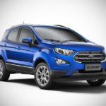 2017 ford ecosport india kinectic blue front right pr