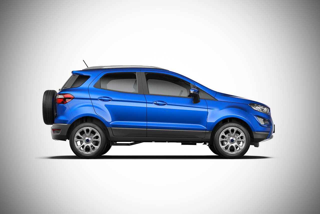 Image Result For Ford Ecosport Vs Baleno