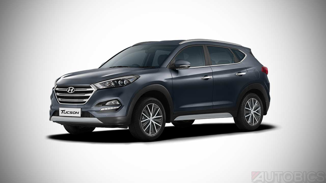 2017 hyundai tucson four wheel drive launched in india autobics. Black Bedroom Furniture Sets. Home Design Ideas