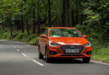 2017 hyundai verna flame orange image pr