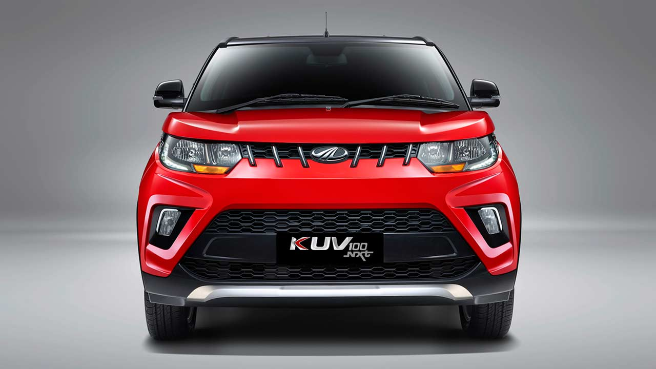 2017 Mahindra KUV100 NXT Priced from INR 4.39 lakh - AUTOBICS