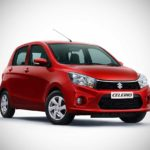 2017 maruti suzuki celerio blazing red front right pr