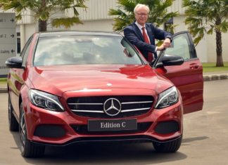 2017 mercedes-benz c class edition c hyacinth red