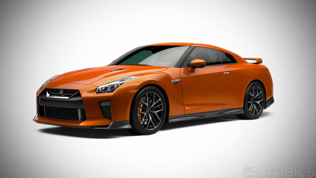 2017 nissan gtr katsura orange pr autobics. Black Bedroom Furniture Sets. Home Design Ideas