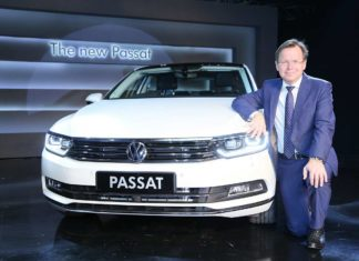 2017 volkswagen passat price india pr