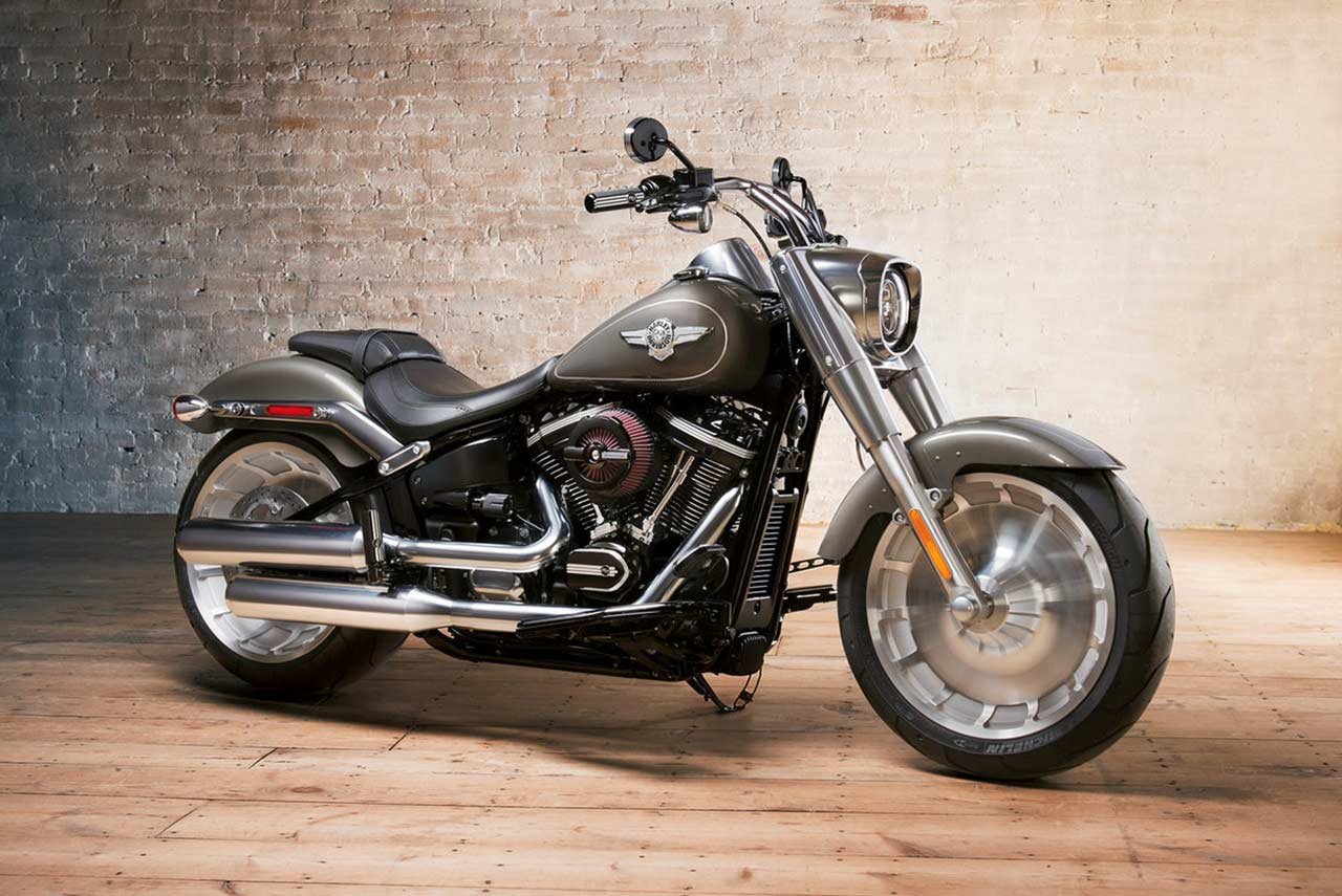 2018 Harley-Davidson Street Bob, Fat Bob, Fat Boy and ...
