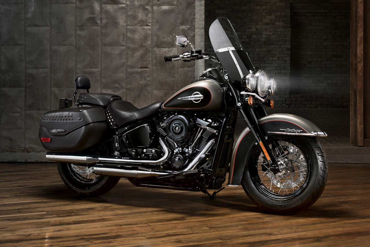 Harley Davidson Launched In India