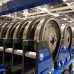 ford dragon petrol engine flywheel plant