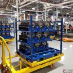 ford dragon petrol engine flywheel plant 2