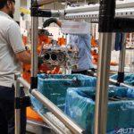 ford dragon petrol engine plant