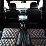 maruti suzuki ertiga modified kit up rear seats