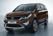 tata hexa downtown edition urban bronze pr