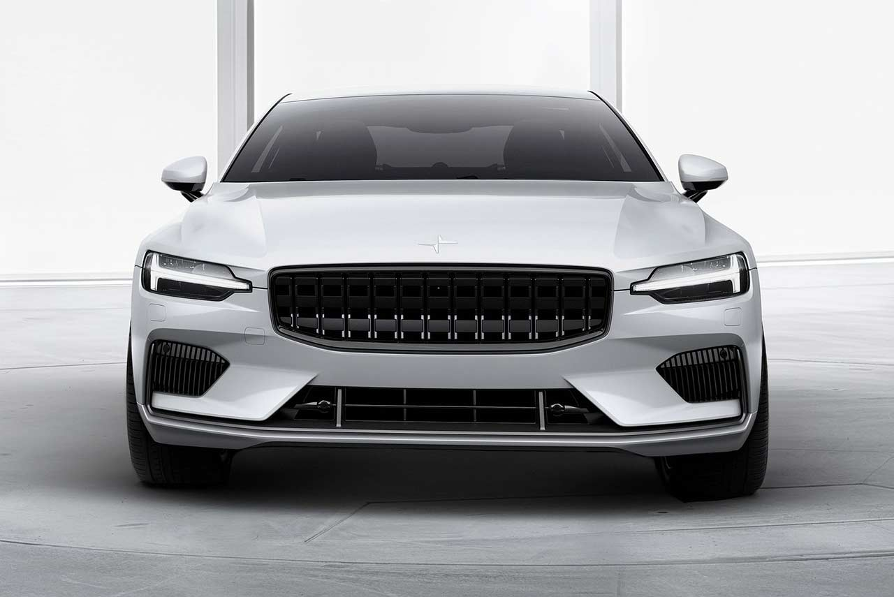 Polestar 1 - First Electric Performance Hybrid from Volvo- AUTOBICS