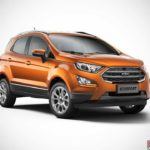 2017 ford ecosport canyon ridge pr