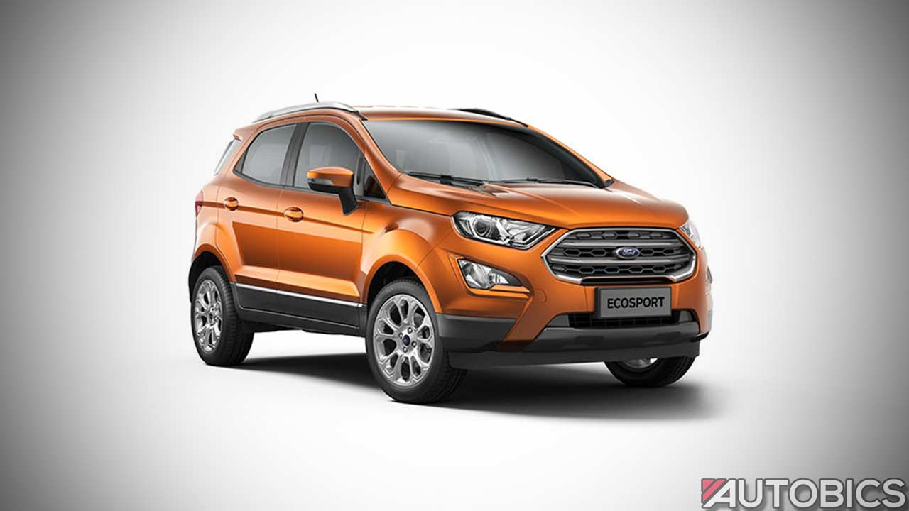 2017 Ford Ecosport Canyon Ridge Autobics