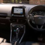 2017 ford ecosport interior dashboard pr
