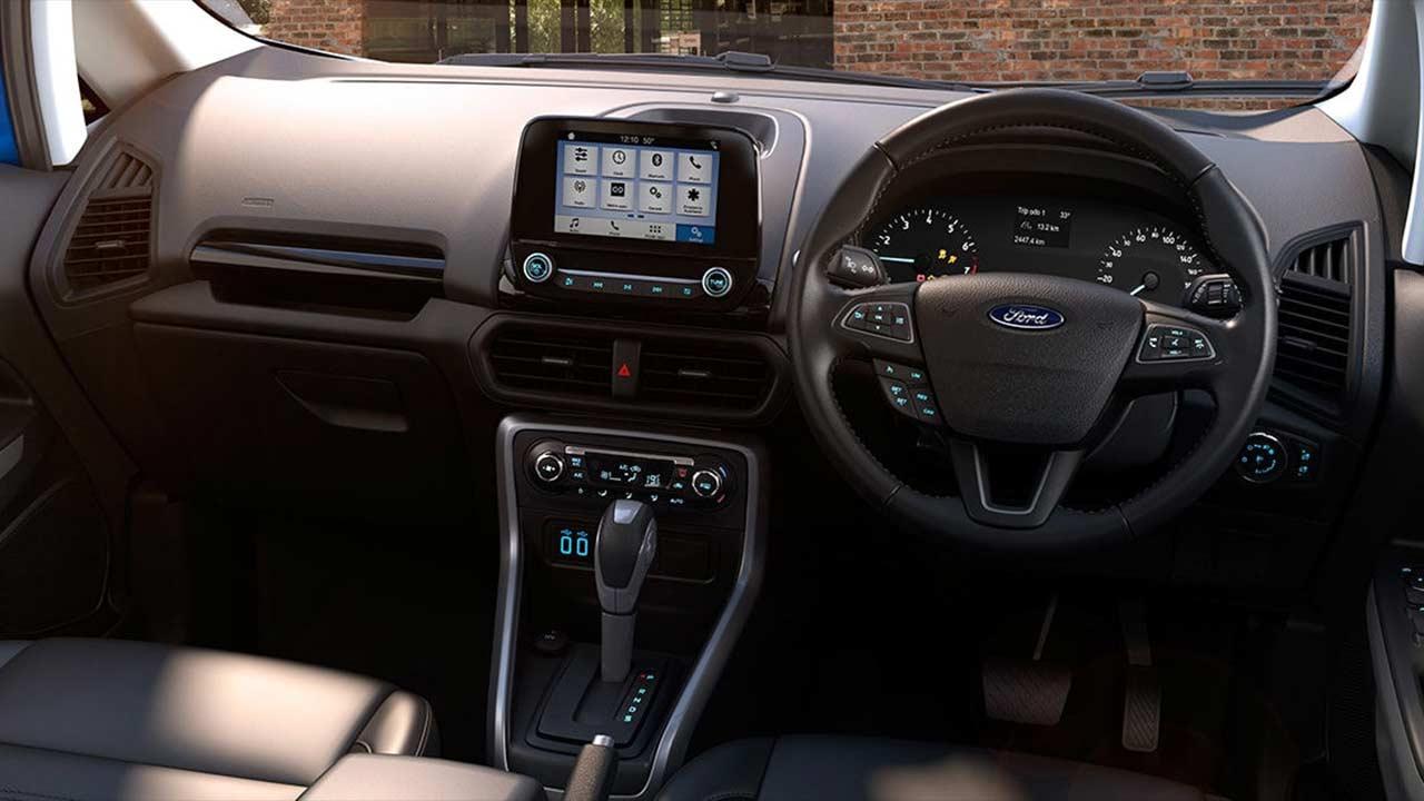 2017 Ford Ecosport Interior Autobics