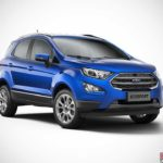 2017 ford ecosport lightning blue pr