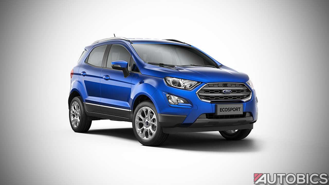 2017 Ford EcoSport | AUTOBICS