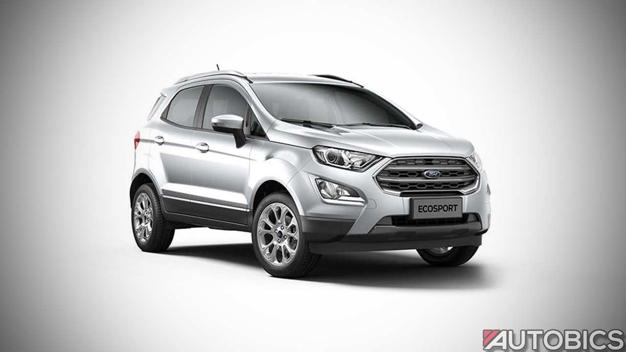 2017 ford ecosport moondust silver autobics. Black Bedroom Furniture Sets. Home Design Ideas