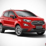 2017 ford ecosport race red pr
