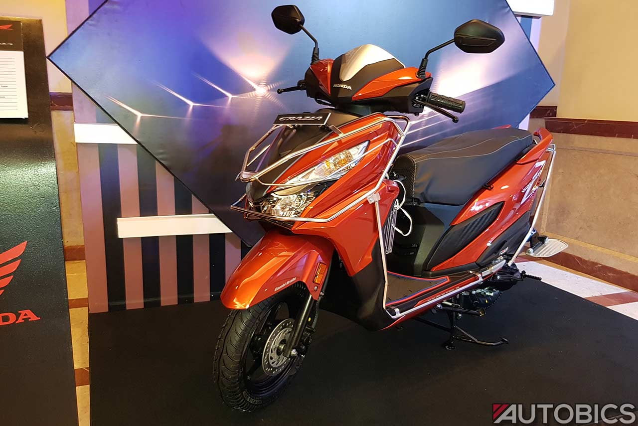 honda graiza accessories autobics
